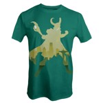 Marvel - Loki Scenery T-Shirt - Packshot 1