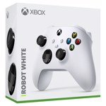 Xbox Wireless Controller - Robot White - Post Launch Shipments (expected 2020) - Packshot 3