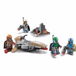 Star Wars - LEGO The Mandalorian Battle Pack - Packshot 2