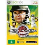 Ricky Ponting International Cricket 2007 - Packshot 1