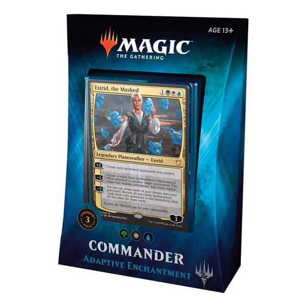 Magic the Gathering - Commander 2018 Planeswalker Deck (Assorted) - Packshot 5
