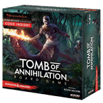 Dungeons & Dragons - Tomb of Annihilation Board Game - Packshot 1