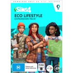 The Sims 4 Eco Lifestyle Expansion Pack - Packshot 1