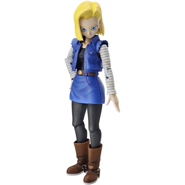 Dragon Ball Z - Android 18 Figure-rise Figure - Packshot 1