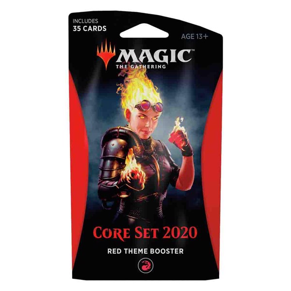 Magic The Gathering - TCG - Core Set 2020 Theme Booster - Packshot 5