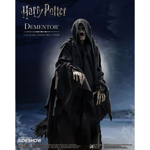 "Harry Potter - Dementor Deluxe 12"" 1:6 Scale Action Figure - Packshot 4"