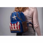 Marvel - Avengers: Endgame - Captain America Loungefly Mini Backpack - Packshot 3