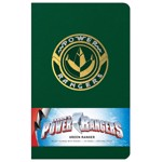 Mighty Morphin' Power Rangers - Green Ranger Hardcover Ruled Journal - Packshot 1