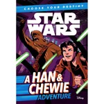 Star Wars - Choose Your Destiny: A Han & Chewie Adventure Book - Packshot 1