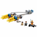 Star Wars - LEGO Anakin's Podracer 20th Anniversary Edition - Packshot 2