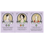 Marrying Mr. Darcy: The Pride & Prejudice Card Game - Packshot 3