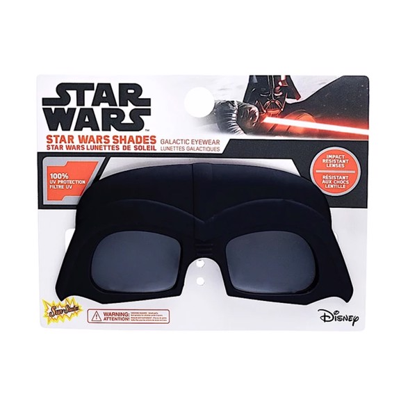 Star Wars - Darth Vader Sun Shade - Packshot 1