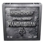 Star Wars - The Mandalorian Monopoly Edition Board Game - Packshot 2