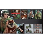 Star Wars - Leia & Wicket Return of the Jedi 1/6 Scale Acton Figure - Packshot 6