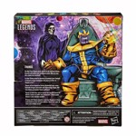 "Marvel - Legends Series Deluxe 6"" Thanos Figure - Packshot 2"