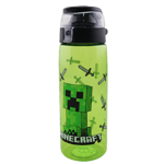 Minecraft - Creeper Tritan Drink Bottle - Packshot 1