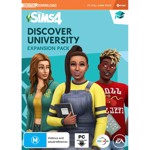 The Sims 4: Discover University - Packshot 1