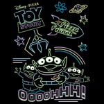 Disney - Toy Story Aliens T-Shirt - L - Packshot 2