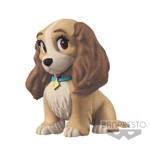 Disney - Lady and the Tramp - Lady Fluffy Puffy Figure - Packshot 1