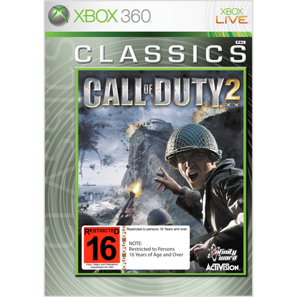 Call of Duty 2 - Packshot 1