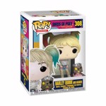DC Comics - Birds of Prey - Harley Quinn with Beaver Pop! Vinyl Figure - Packshot 2