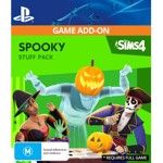 The Sims™ 4 Spooky Stuff (Game Add-On) - Packshot 1