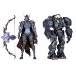 "Heroes of the Storm Series 3 7"" Action Figure (Assorted) - Packshot 1"