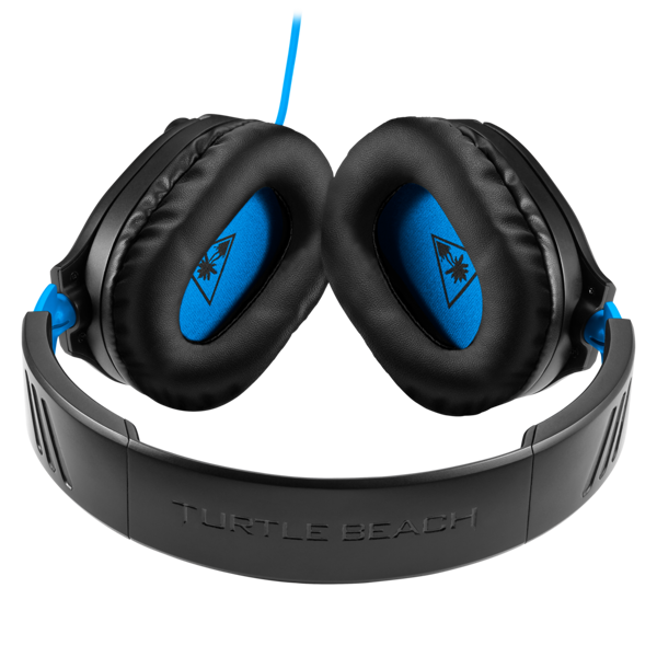 Turtle Beach Recon 70P Gaming Headset - Black - Packshot 4