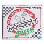 Monopoly Pizza Board Game - Packshot 1