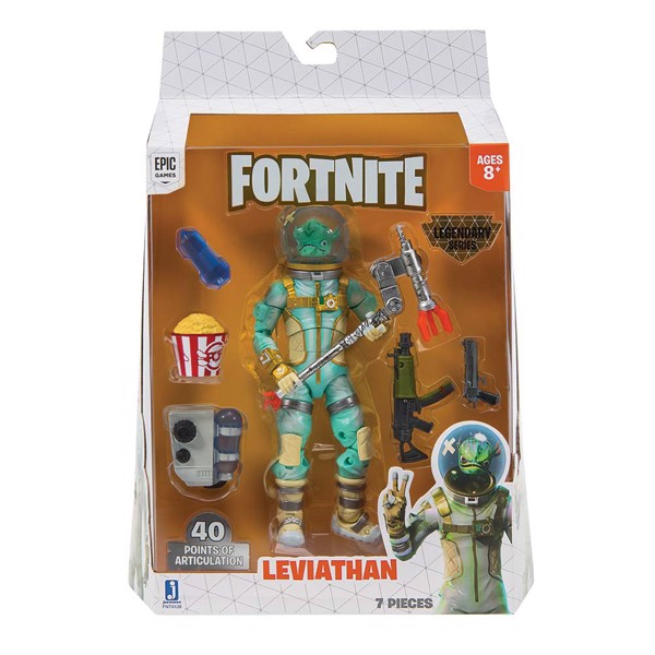 Fortnite - Leviathan Action Figure - Packshot 1