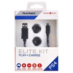 Playmax PS4 Play and Charge Elite Kit - Packshot 1