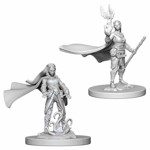 Dungeons & Dragons - Nolzur's Marvelous Miniatures - Elf Female Druid - Packshot 1