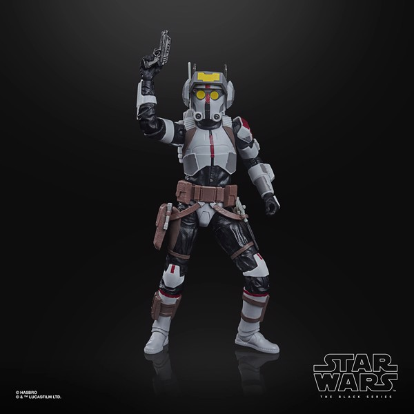 "Star Wars - The Bad Batch Black Series Tech 6"" Action Figure - Packshot 4"