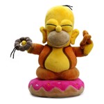 "The Simpsons - Homer Buddha - 10"" Character Plush - Packshot 1"