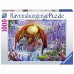 Ravensburger Dragon Kingdom 1000-Piece Puzzle - Packshot 1
