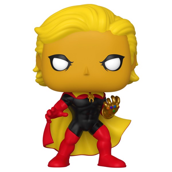 Marvel - 80th Anniversary Adam Warlock Pop! Vinyl Figure - Packshot 1
