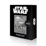 Star Wars - Limited Edition Ingot Collectible Metal Scene - Death Star - Packshot 3