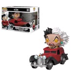 Disney - 101 Dalmatians - Cruella De Vil in Car Pop! Ride - Packshot 1