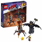 The LEGO Movie 2 - LEGO Battle-Ready Batman™ and MetalBeard Construction Set - Packshot 1