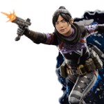 Apex Legends - Wraith Weta Workshop Statue - Packshot 3