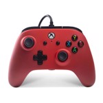 Power A - Xbox One - Enhanced Wired Controller- Crimson Fade - Packshot 1