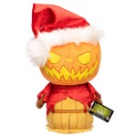 The Nightmare Before Christmas - Santa Jack Pumpkin King SuperCute Plush  - Packshot 1