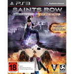 Saints Row IV Re-elected + GAT Out Of Hell - Packshot 1
