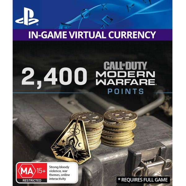 Call of Duty®: Modern Warfare® 2,400 Points - Packshot 1