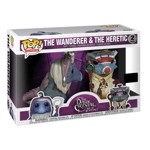 Dark Crystal: Age of Resistance - Wandr & Heretic NYCC19 Pop! Vinyl Figure 2-Pack  - Packshot 2