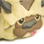Avatar: The Last Airbender - Appa Plush Mini Loungefly Backpack - Packshot 5