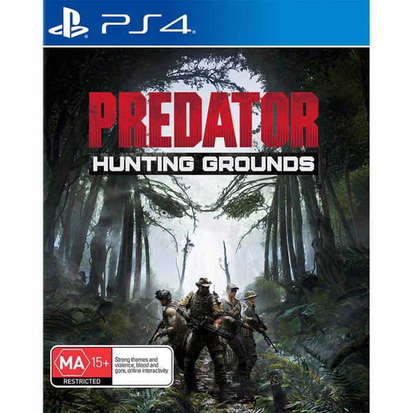 Predator: Hunting Grounds - Packshot 1
