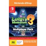 Luigi's Mansion 3 Multiplayer Pack (Game Add-On) - Packshot 1