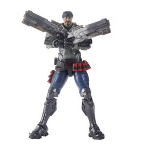 "Overwatch - Blackwatch Reyes 6"" Ultimates Series Collectible Action Figure"