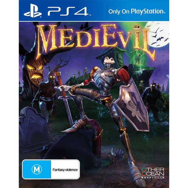 MediEvil - Packshot 1
